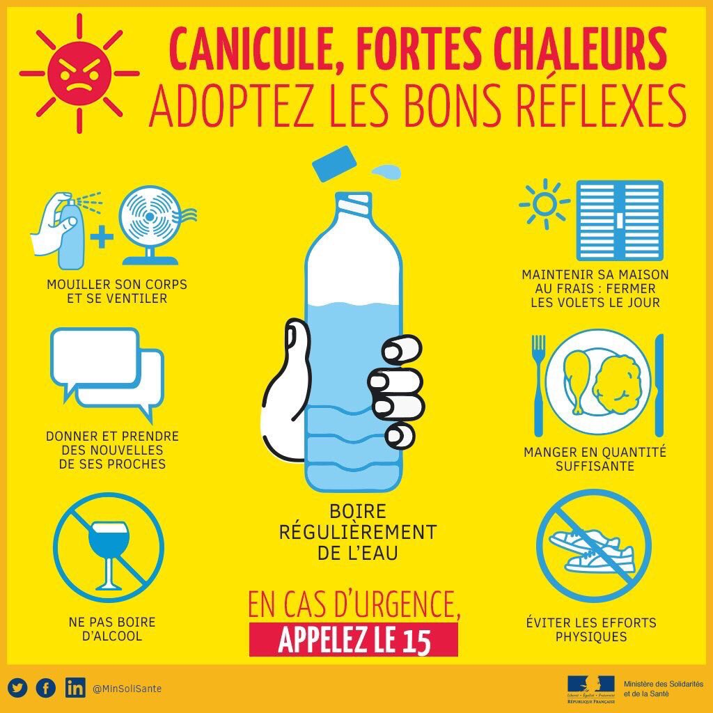 delta revie plan canicule 2019