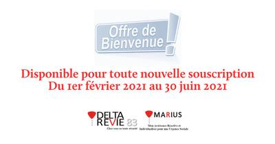 OFFRE DE BIENVENUE n° 2021-02